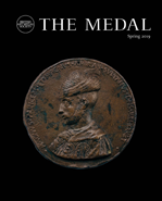 The Medal cover Spring 2019